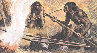 Полювання, кам'яний вік