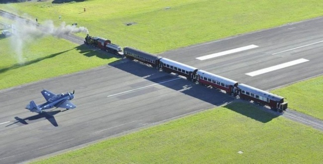Аеропорт Гісборн, Нова Зеландія
