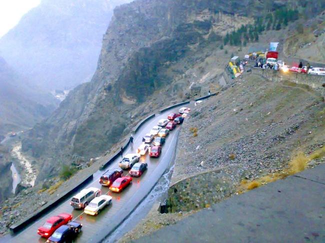 Кабул-Джалалабадська дорога