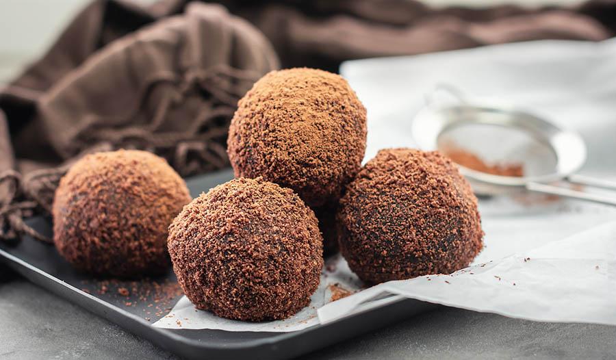 Рецепти трюфельниї цукерок